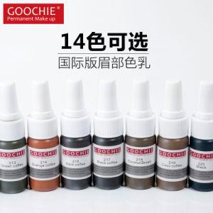 Goochie Permanent Makeup Tattoo Pigment pictures & photos