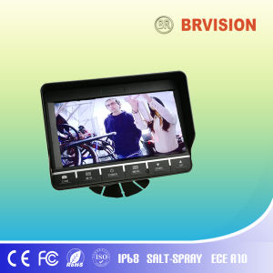 "2 CH 7"" Heavy Duty Monitor for Ahd Camera (BR-TM7002-AHD) pictures & photos"