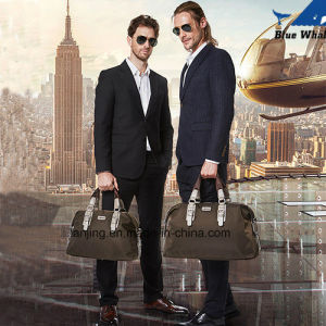 Foldable Duffle Bag Travelling Bag Luggage Bag with Shoulder Strap pictures & photos