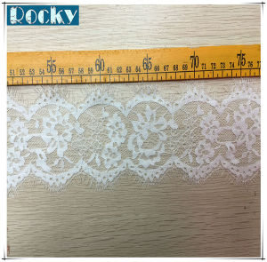 Factory Price Nylon Eyelash Lace for Women Clothes pictures & photos