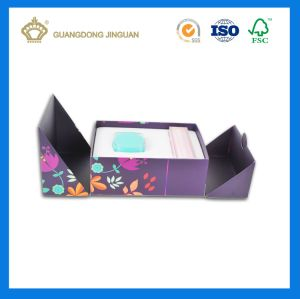 2017 New Designed Paper Box for Cosmetic Sets (with Matt Lamination) pictures & photos
