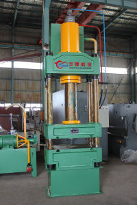 China Manufacture Machinery Hydraulic Press Machine in Metal pictures & photos
