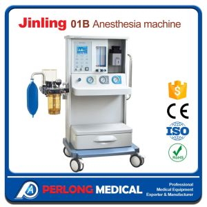 Most Popular Portable Anesthesia Machine Manufacturer Jinling-01b (Economic Model) pictures & photos