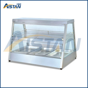 Dh1100 Commercial Food Warmer Display Cabinet of Catering Machine pictures & photos