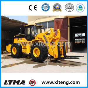 China 18 Ton Forklift Front Loader with 23.5-25 Tire pictures & photos