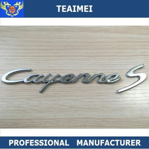 High Quality 3D Car Logo Label Sticker Custom Car Letter Emblem pictures & photos