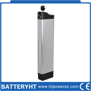 Ultra-Thin 426*156*33mm 36V Lithium-Ion E-Bike Battery pictures & photos