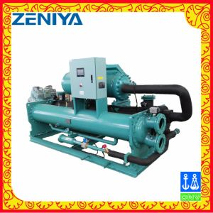 Water Cooled Screw Chiller in Commercial Refrigerator pictures & photos