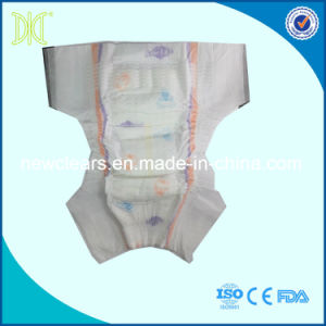 Extra Soft Disposable Baby Diaper with Core pictures & photos