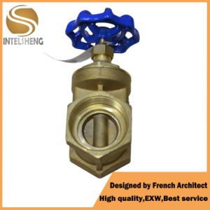2 Inch Brass Knife Valve for Sale pictures & photos