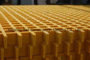 Fiberglass Reinforced Plastics Grating, FRP Grating, Anti-Slip Panel Grating. pictures & photos