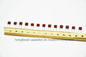 Cl21 Mef Metallized Polyester Capacitor for Lighting pictures & photos