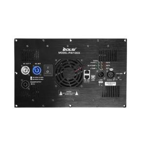 Dolsi Audio Digital 3 Channel Professional Power Amplifier Module (PW1003) pictures & photos