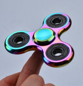 2017 Best Seller High Quality Hand Fidget Toys Spinners Fingertip Gyroscope pictures & photos