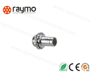 5pin Circular Push Pull Connector Factory in China FAG Fgg Egg Feg ECG pictures & photos