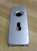 Aluminium Stamping Case with Brushed Finishing pictures & photos