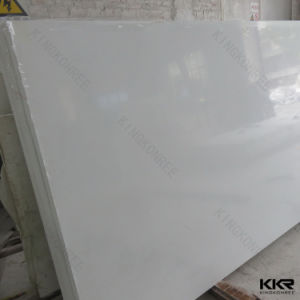 White Mirror 2cm Polished Quartz Stone Slab pictures & photos