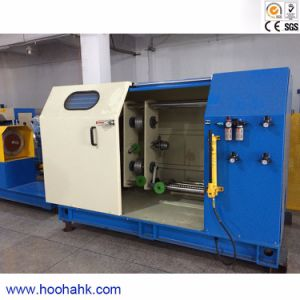 Building Cable Jacket Power Wire Extruder Machine pictures & photos