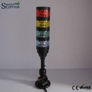 Four Stacks Signal Tower Light Machine Working Light CNC Light Alarm Light Warning Light pictures & photos