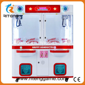 Supermaket Indoor Games Amusement Claw Crane Vending Machines pictures & photos