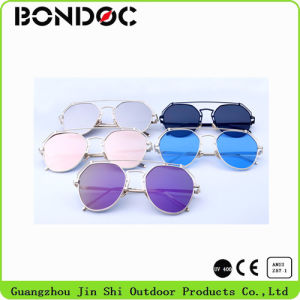 Colorful New Stlye Metal Frame Sunglass (752) pictures & photos