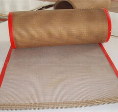 PTFE Coated Mesh Belt Conveyor for Food Grade pictures & photos