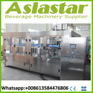 Fully Automatic Mineral Pure Water Bottling and Filling Machines pictures & photos