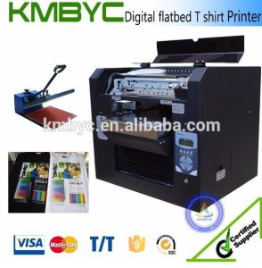 Hot Sale A3 Size DTG T Shirt Printing Machine pictures & photos