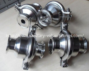 Stainless Steel Tri Clamped Hygienic Check Valve pictures & photos