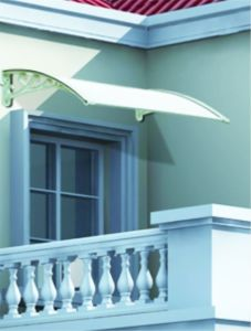 Cheap Wholesale Aluminum Outer Door and Window Sunshade Manufacturer in China pictures & photos