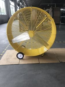 High Velocity Fan Drum Fan Ventilation Fan for Workshop/Warehouse/Industrial Use pictures & photos
