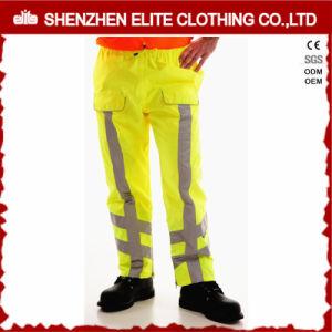 Durable Mechanic Waterproof Fluorescent Yellow Work Pants pictures & photos