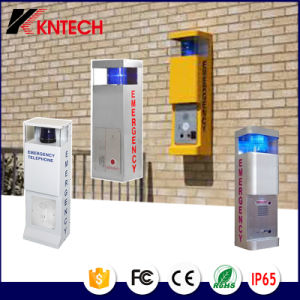 Blue Light Station Emergency Call Point Knem-21 Sos GSM / Analogue / VoIP Smart City pictures & photos