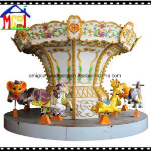 Ice Age Carousel Amusement Park Equipment Roundabout Horse pictures & photos