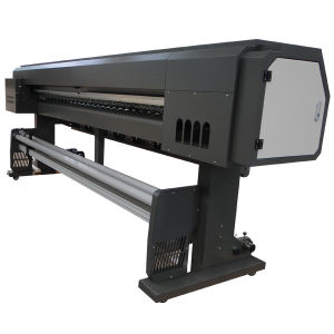 High Speed 2.5m Wer Digital Flex Banner Printing Machine Price pictures & photos