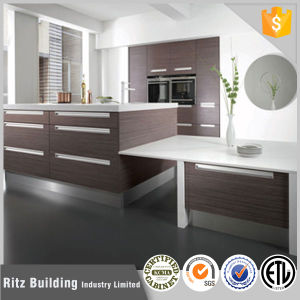 Modern Design European Style High Glossy Kitchen Cabinet pictures & photos