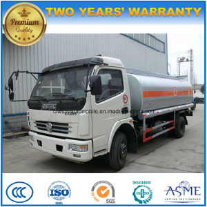 Dongfeng 4*2 6000 Liters Fuel Tank 7000 L Oil Transport Truck pictures & photos