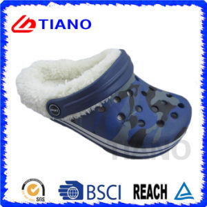 New Colorful Comfortable EVA Winter Warm Clog (TNK35659) pictures & photos