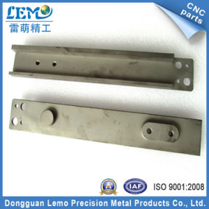 Aluminium Alloy CNC Milled Parts with Nitridation pictures & photos