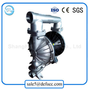 Best Sell Operated Pneumatic Diaphragm Air Concrete Pump pictures & photos
