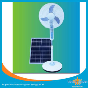 Solar Fan with Low Noise and Power Saving pictures & photos