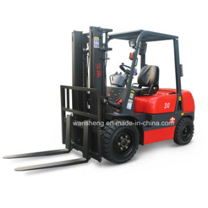 Factory Supply 3 Ton Diesel Forklift Truck pictures & photos