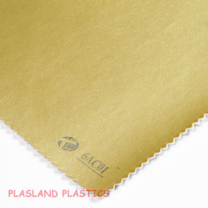Furniture PVC Leather/ PVC Sofa Leather pictures & photos