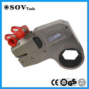 Factory Price Low Profile Hydraulic Torque Wrench for Industry pictures & photos
