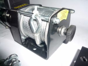 ATV Electric off-Road Winch Power Winch with Corded Remote (3000lb) pictures & photos
