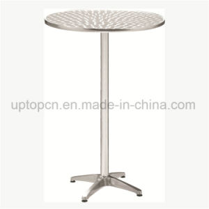 Outdoor Stainless Steel High Table for Outdoor Bistro (SP-AT370) pictures & photos