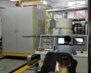 Vacuum Equipment for Metalizing Fabric, Foam, Plastic Material and Paper pictures & photos