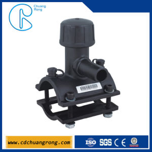 Easily Welded HDPE Electrofusion Tapping Saddle pictures & photos