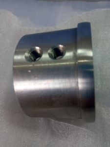 Stainless Steel Channel Pipe End Cap for Handrail pictures & photos