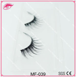 Hot Sale Fake Eyelash Mink Wispie Lashes Makeup Products pictures & photos